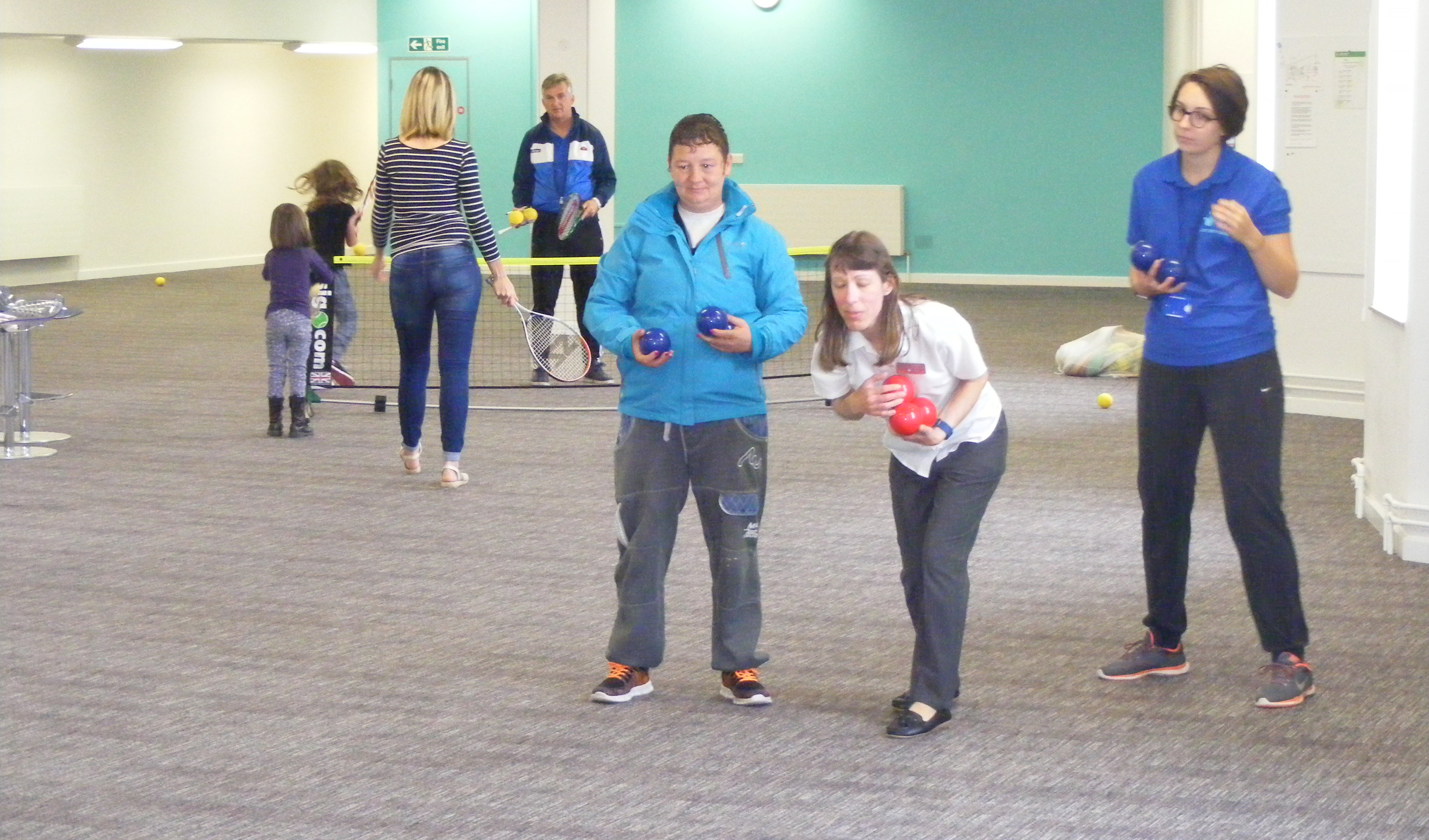 Sports Sessions For All Abilities In Mansfield