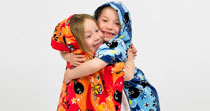 Shop - Children's Poncho