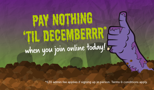 Pay Nothing until December